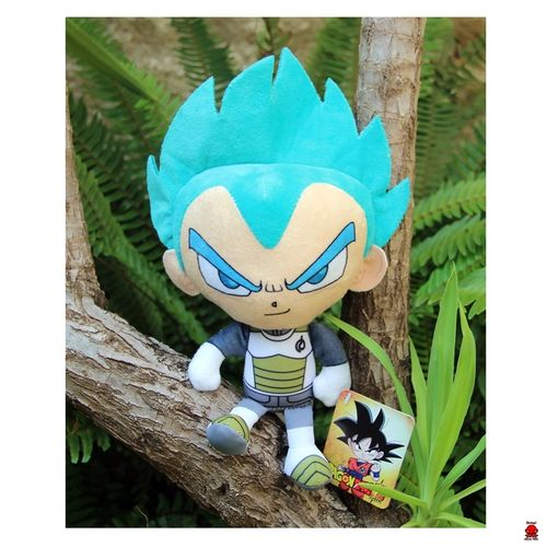 Peluche Dragon Ball Super Vegeta super saiyan god