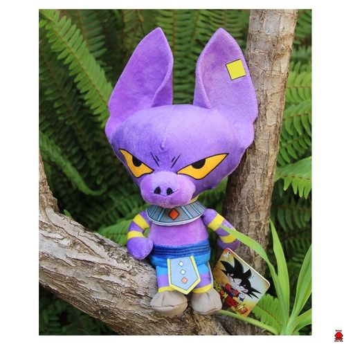 Peluche Dragon Ball Super Beerus