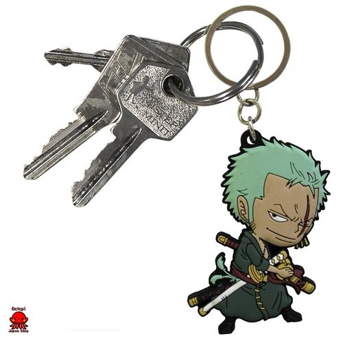 Llavero Zoro One Piece