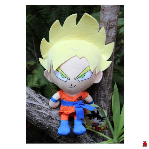 Peluche Dragon Ball Super Goku super saiyan