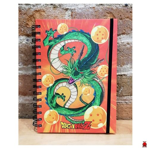 Libreta Dragon Ball