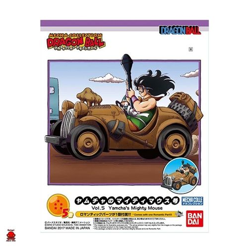 Maqueta Yamcha Mighty Mouse