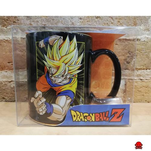 Taza Dragon Ball Goku y Vegeta